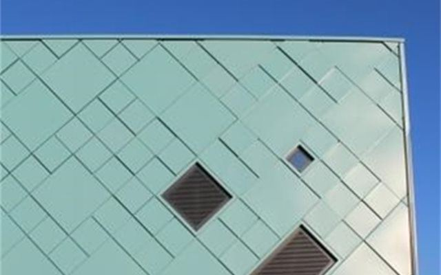 RAINSCREEN, POLYESTER, Northwich Leisure Centre